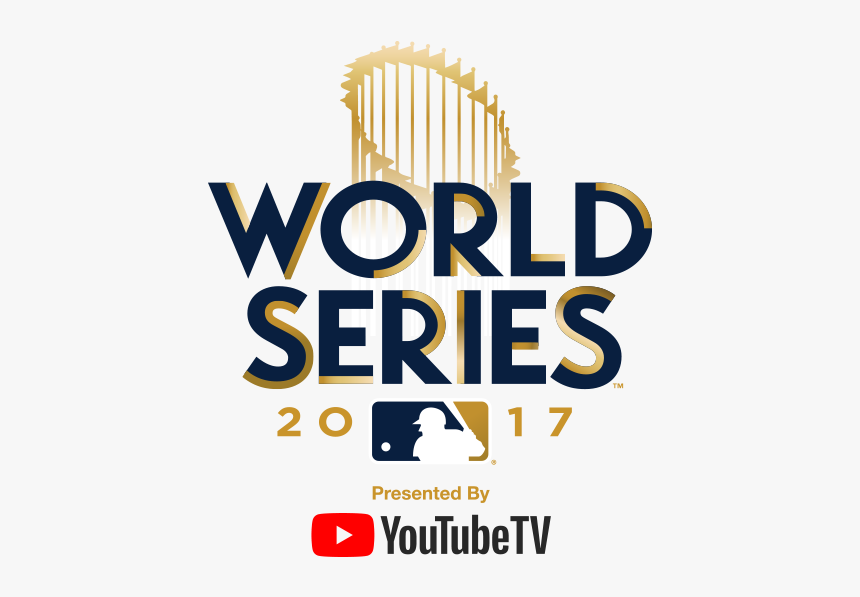 2017 World Series Houston Astros Los Angeles Dodgers - Mlb, HD Png Download, Free Download
