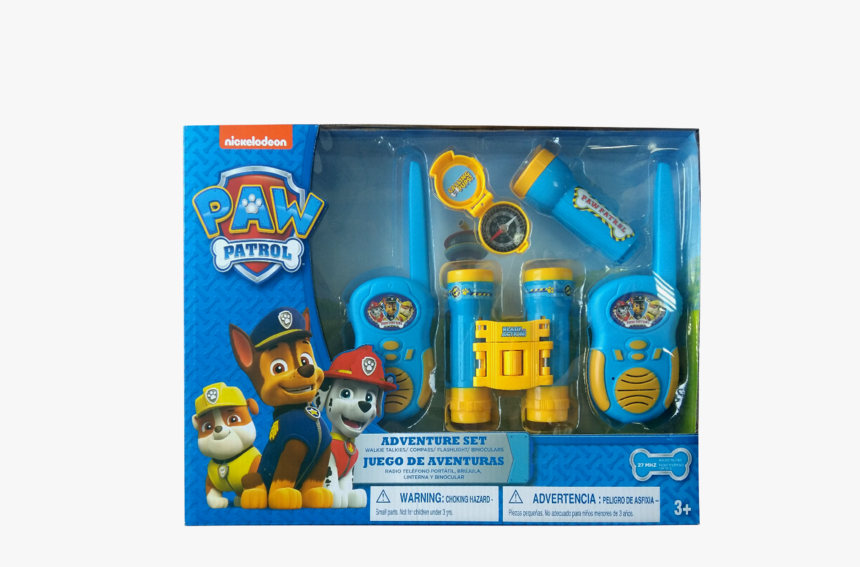 Picture 1 Of - Paw Patrol Adventure Set, HD Png Download, Free Download