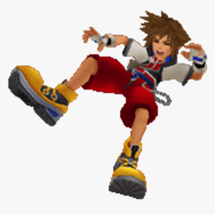 Sora Kingdom Hearts 3 Png - Transparent Kingdom Hearts Gif, Png Download, Free Download