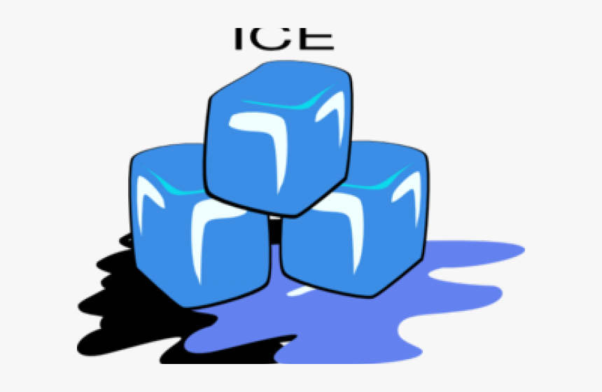 Ice Cube Clipart Outline - Physical Change Grade 5, HD Png Download, Free Download