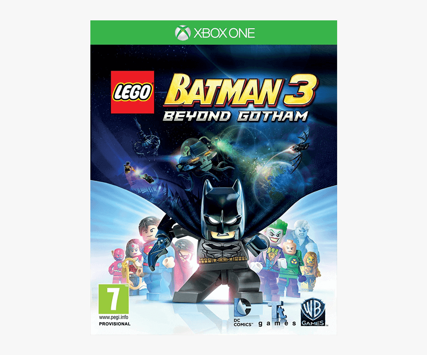 Lego Batman 3 Xbox One, HD Png Download, Free Download