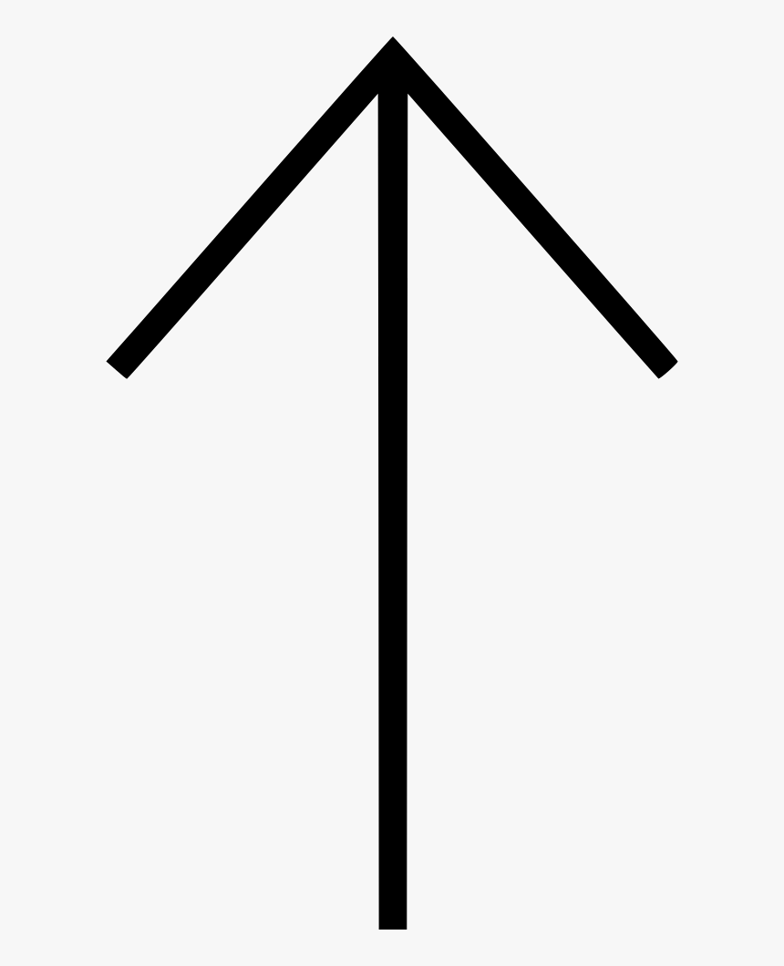 Transparent Black Up Arrow Png - Arrow Up Svg Icon, Png Download, Free Download