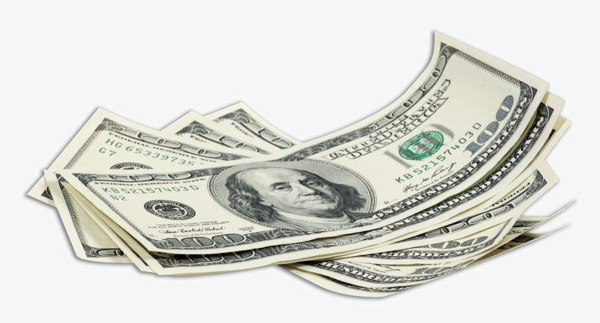 Transparent Money Stack Clipart - Stack Of Money Png, Png Download, Free Download