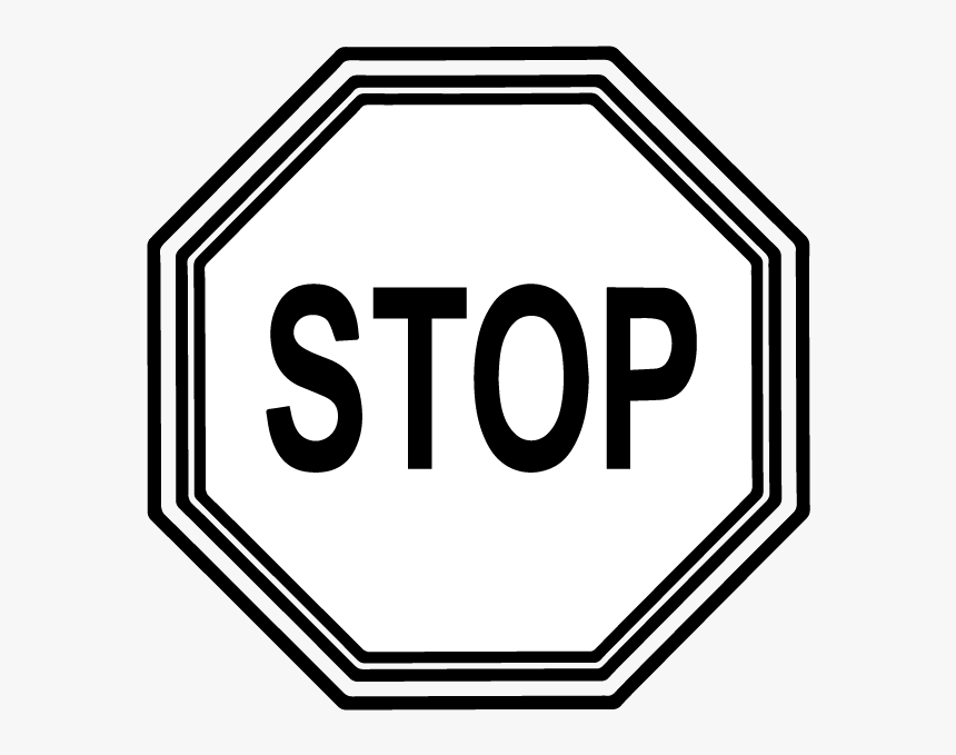 This is a picture of Stop Sign Printable with regard to printable pdf