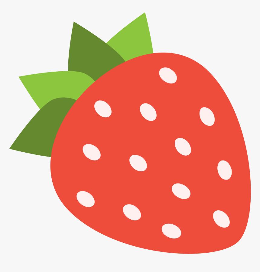Transparent Background Strawberry Emoji Png, Png Download, Free Download