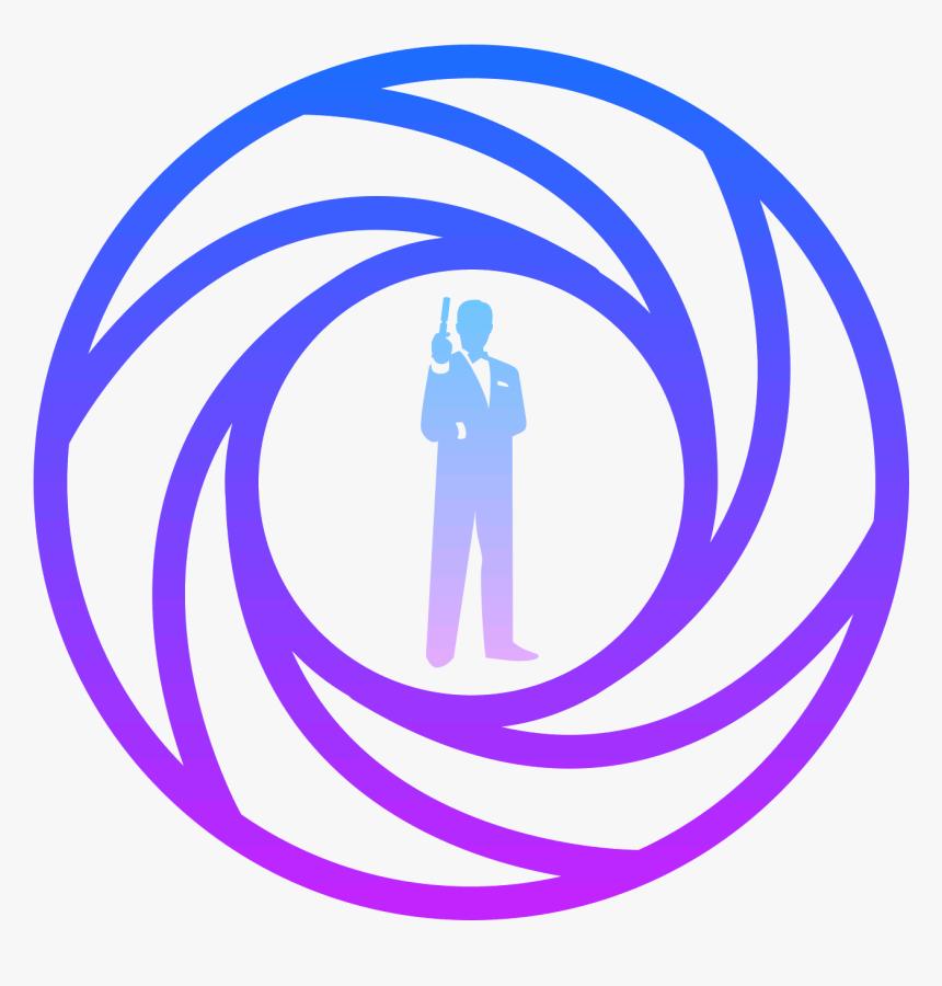 James Bond Free Icon - James Bond Logo Png, Transparent Png, Free Download