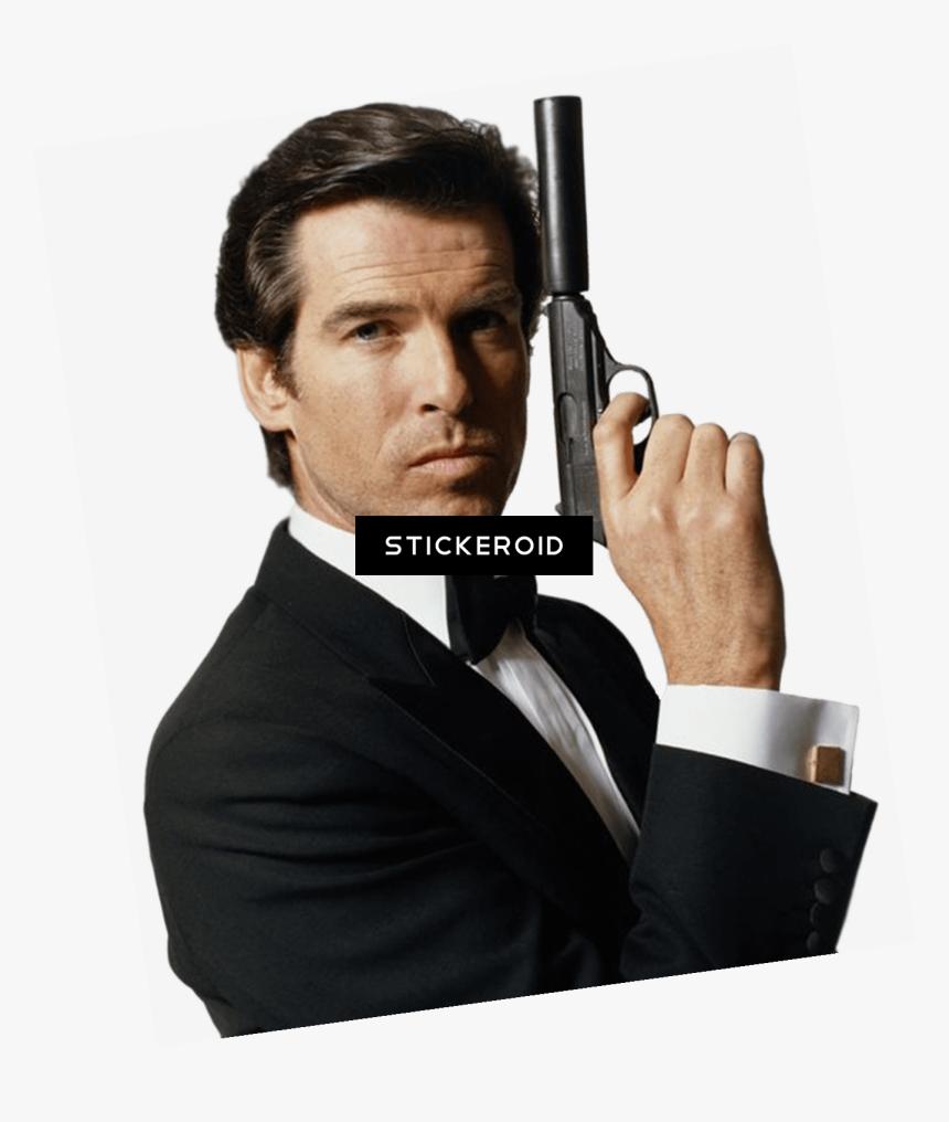 Transparent Mickie James Png - James Bond, Png Download, Free Download