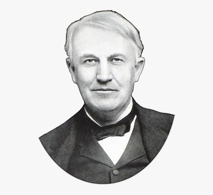 Thomas Alva Edison Png Download Thomas Alva Edison