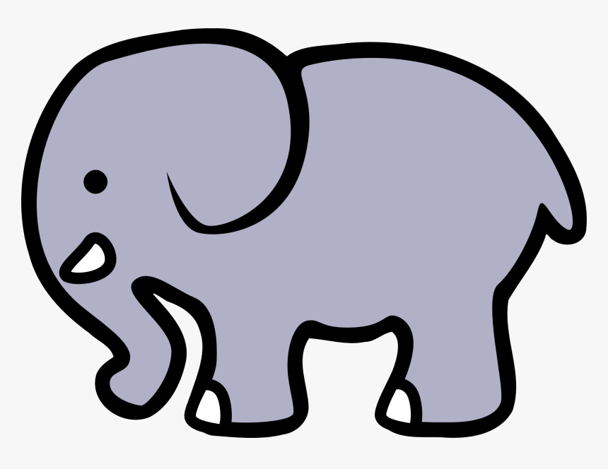 Elephant Clipart Black And White Elephant 2d Hd Png Download Kindpng Please to search on seekpng.com. white elephant 2d hd png download
