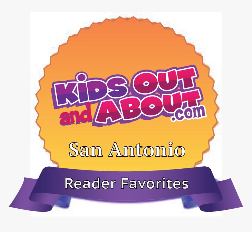 Transparent San Antonio Spurs Logo Clipart - Kids Out, HD Png Download, Free Download