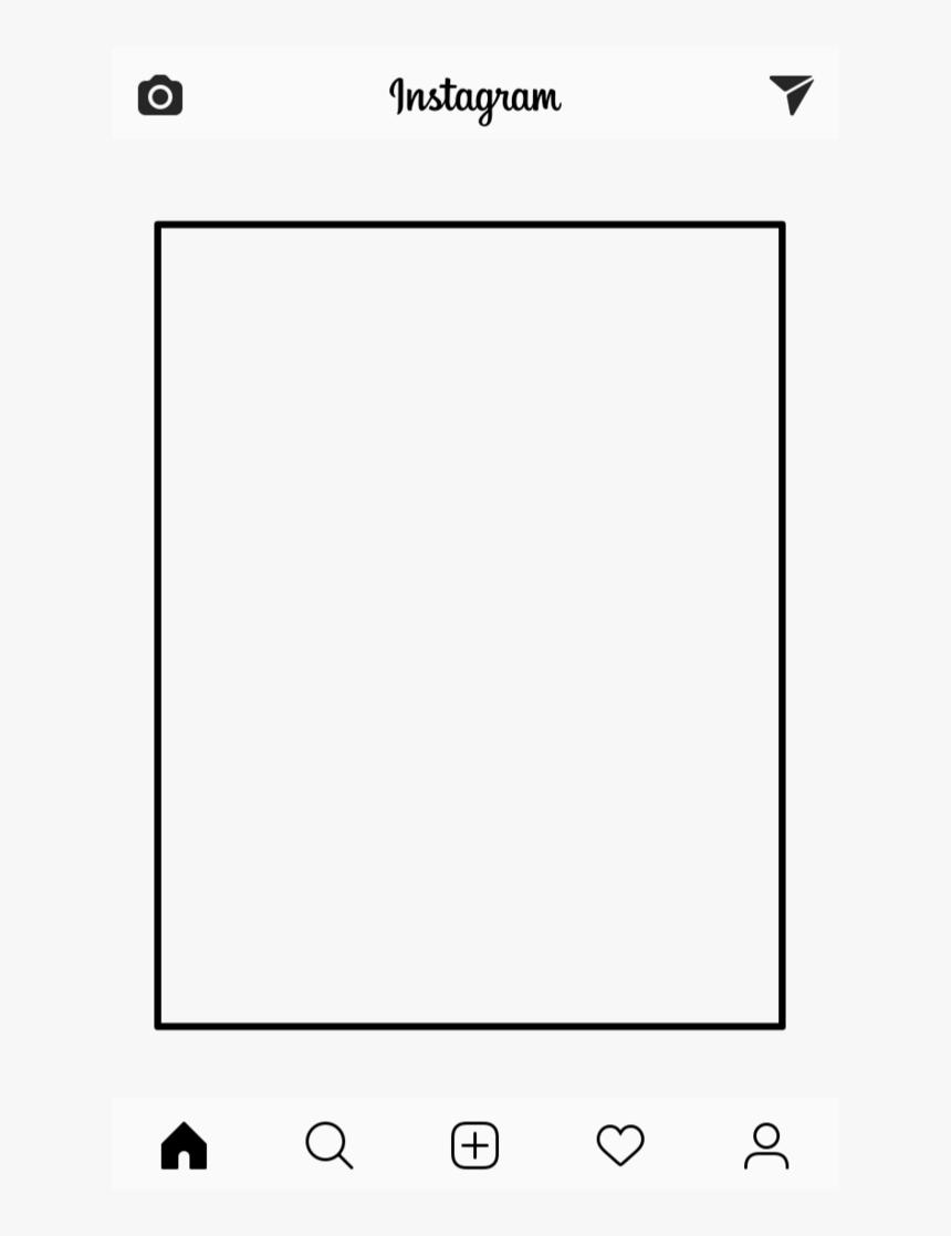 Transparent Instagram Frame Png - Jennifer Aniston Salma Hayek, Png Download, Free Download