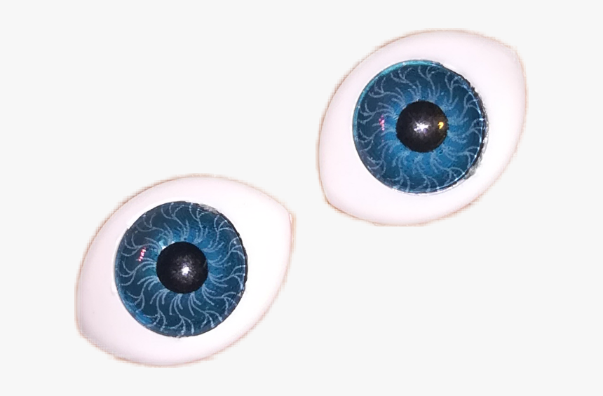 #eyes #creepy #goth #gothic #horror #scary #gore #eyeballs - Earrings, HD Png Download, Free Download