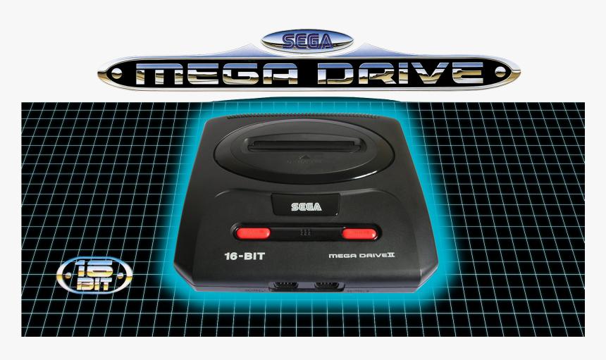 Sega Mega Drive Png Download Sega Megadrive Transparent Png Kindpng