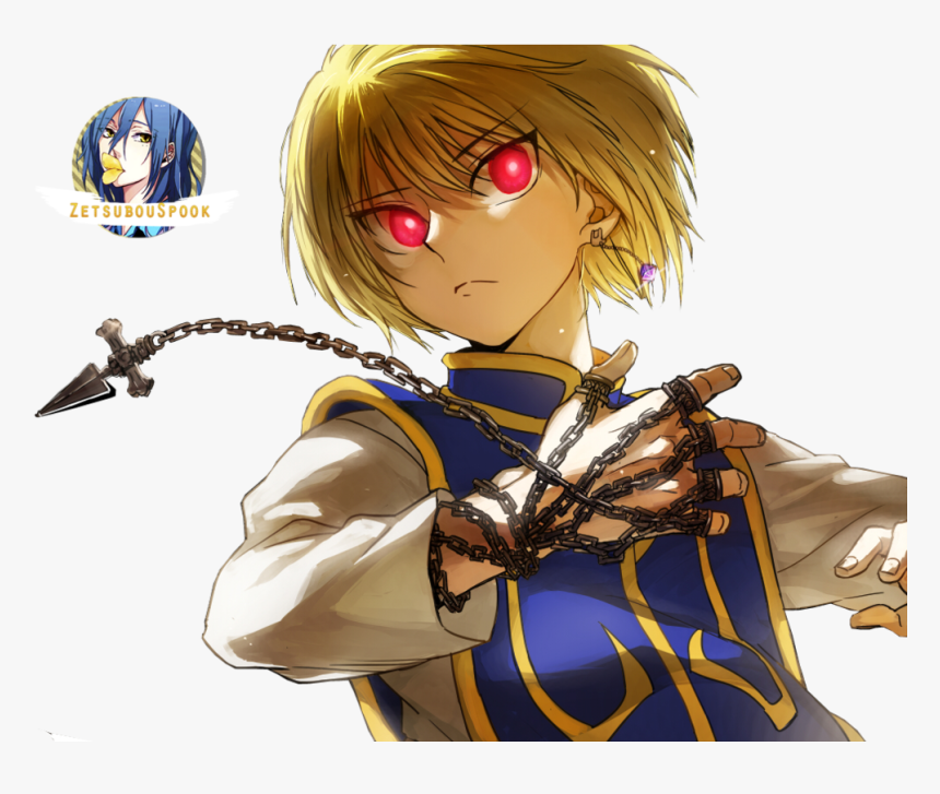 Hunter X Hunter 390 , Png Download - Kurapika Hunter X Hunter Killua, Transparent Png, Free Download