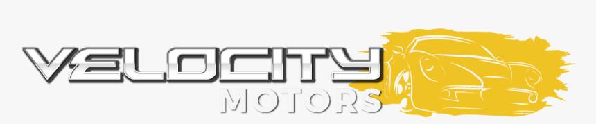 Velocity Motors - Graphics, HD Png Download, Free Download
