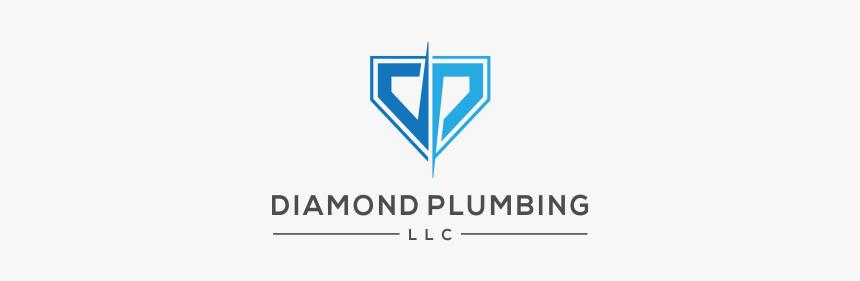 Logo Design By Azzahra For Diamond Plumbing Llc - Emblem, HD Png Download, Free Download
