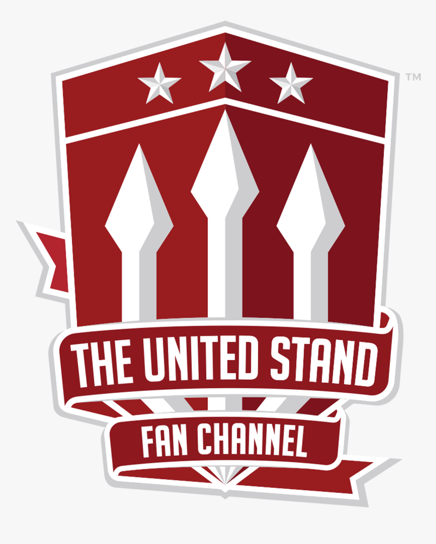 Talking Manchester United The United Stand Logo Conflictorium Hd Png Download Kindpng