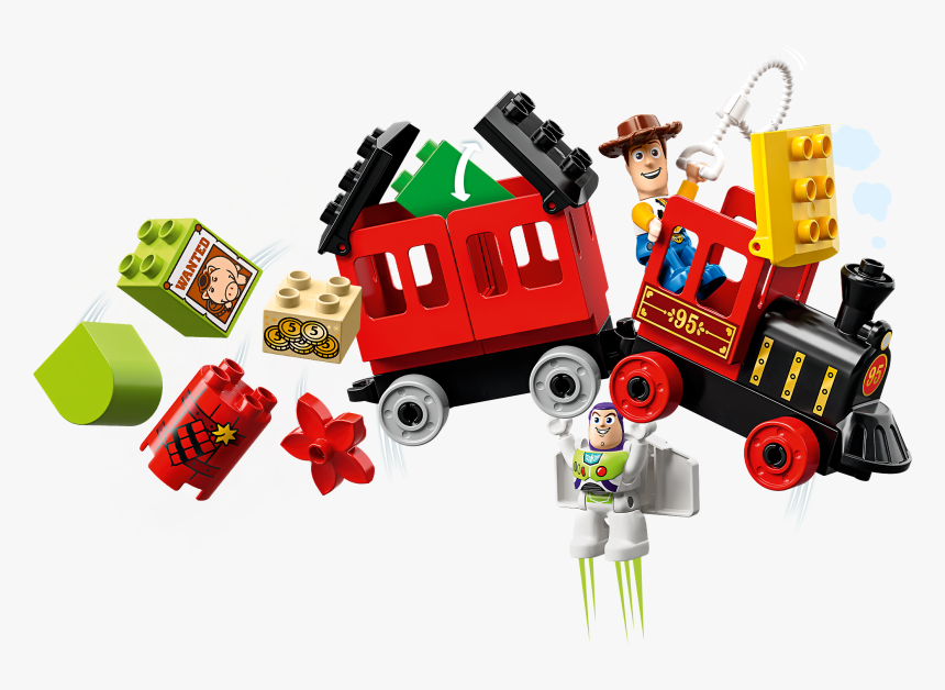 Transparent Toy Story Characters Png - Duplo Toy Story Train, Png Download, Free Download