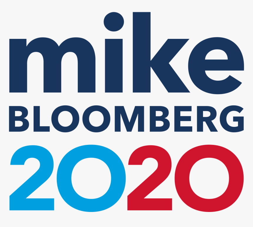 Michael Bloomberg 2020 Logo, HD Png Download, Free Download