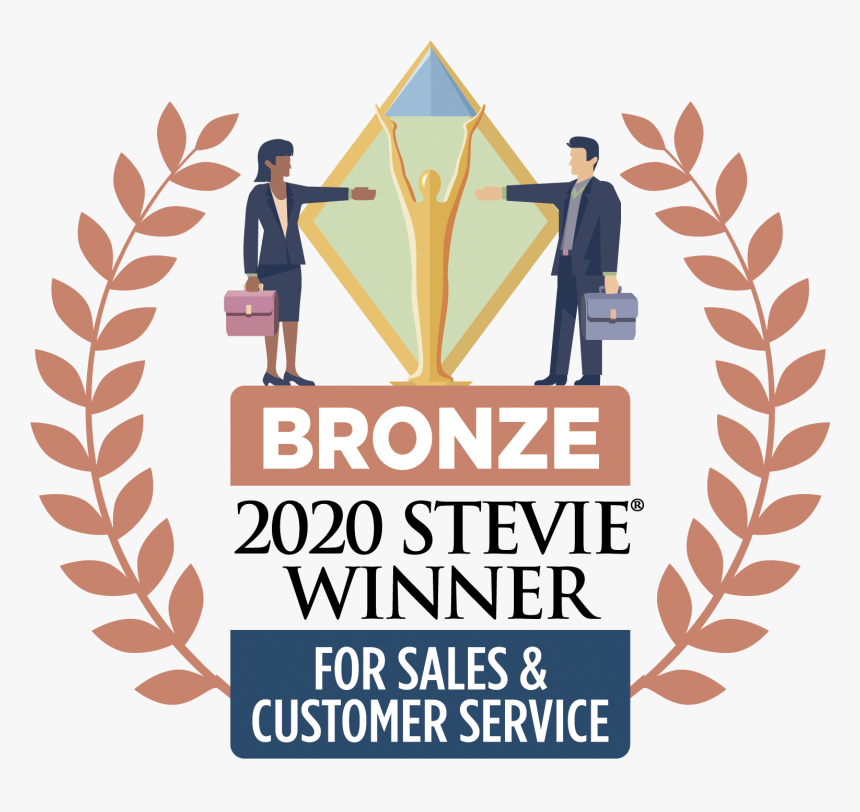 2020 Stevie Award Gold, HD Png Download, Free Download