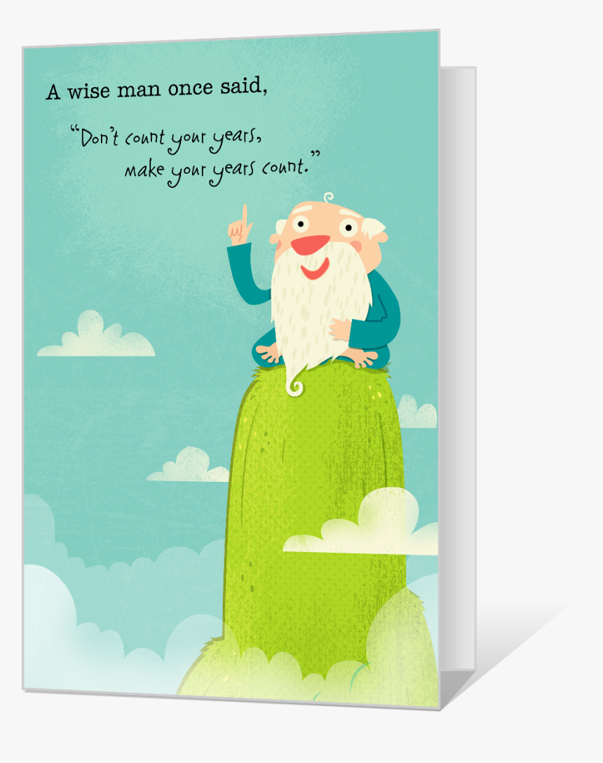 Good Advice - Man Printable Birthday Cards, HD Png Download, Free Download