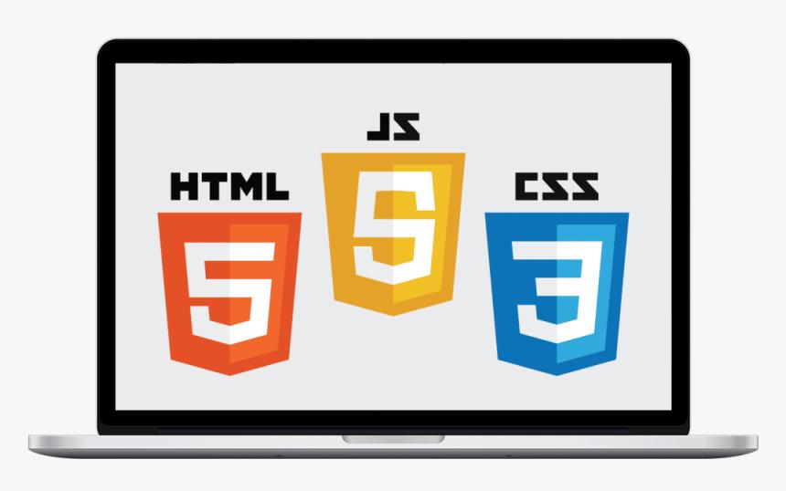 Html5 Banner Ads - Html Css Javascript Logo Png, Transparent Png, Free Download