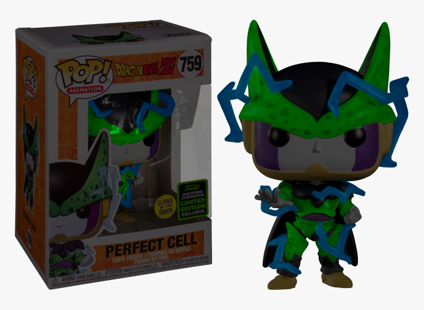 Funko Pop Perfect Cell, HD Png Download, Free Download