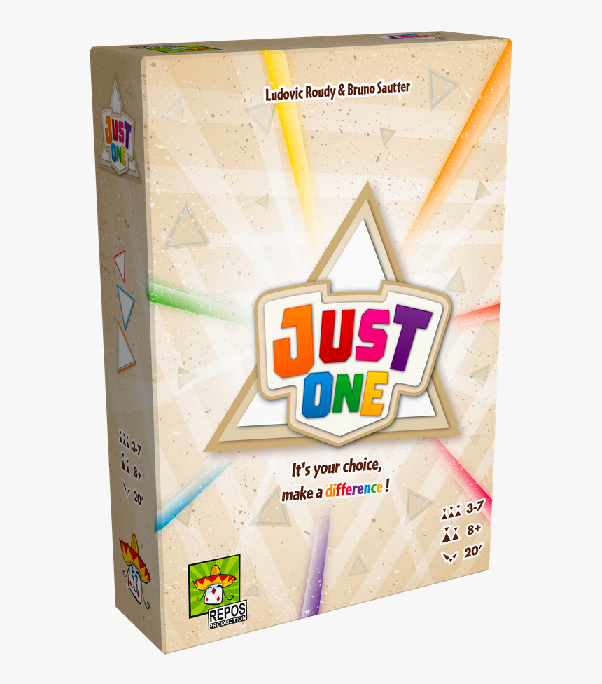 Just One Board Game, HD Png Download, Free Download