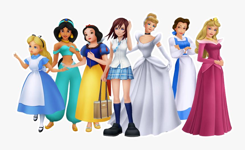 Kingdom Hearts, Lore, Tetsuya Nomura, Square Enix, - Kingdom Hearts 7 Princess, HD Png Download, Free Download