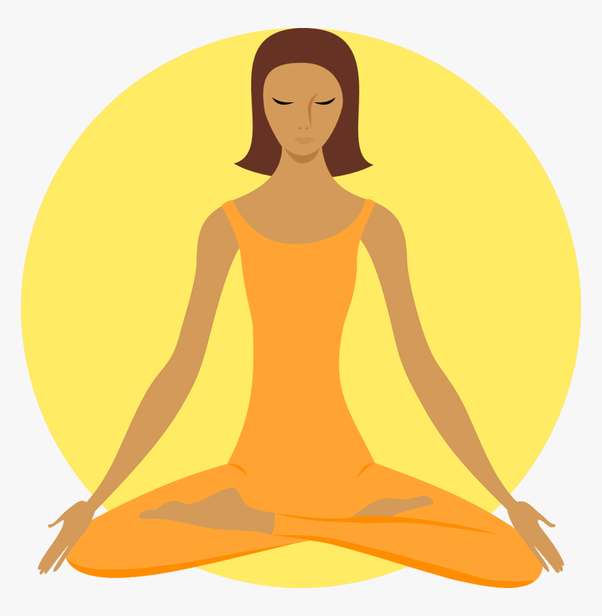 Yoga Clipart Png Transparent Png Kindpng