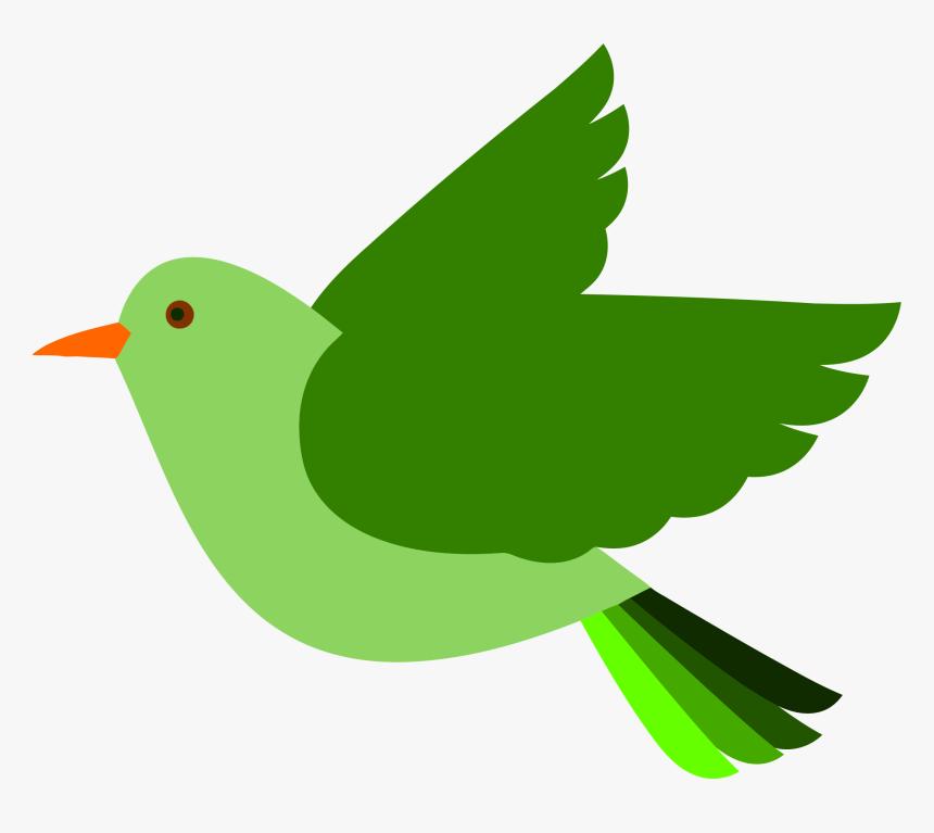 Flying Bird Clipart Png Bird Flying Clip Art Transparent Png Kindpng