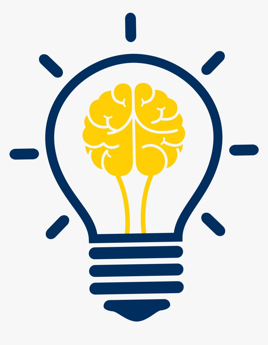 transparent education icon png brain light bulb clip art png download kindpng brain light bulb clip art png download
