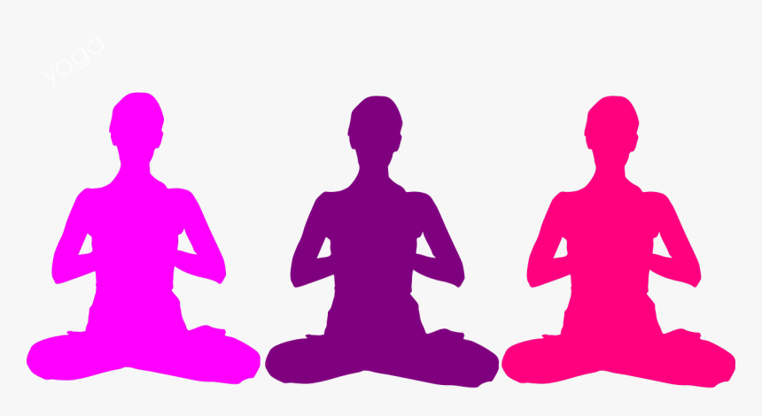 Meditation Free Png Yoga Meditation Clip Art Transparent Png Kindpng