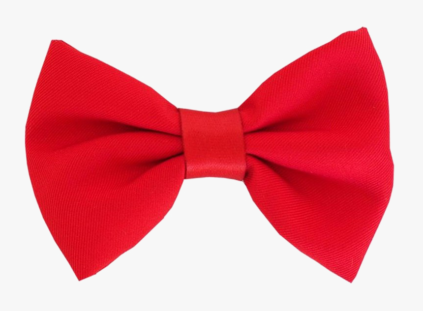 Transparent Background Red Bowtie Png, Png Download, Free Download