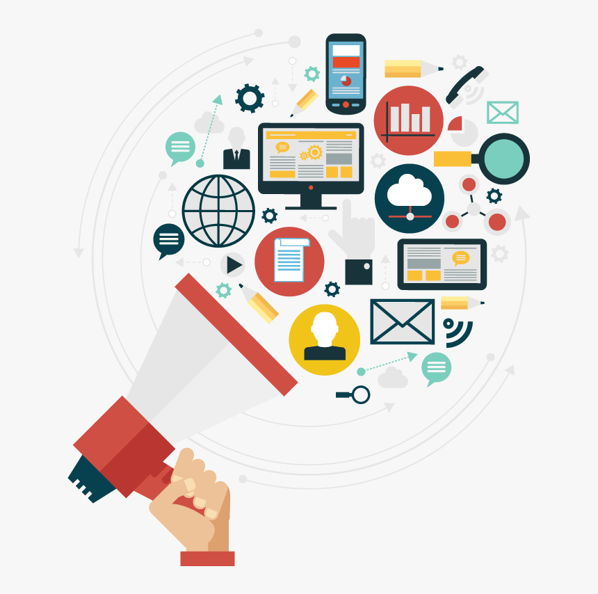 Digital Marketing Images Png, Transparent Png, Free Download