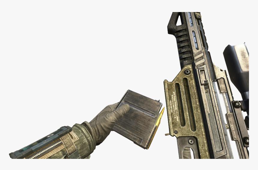 Black Ops 2 Sniper Png - Bo2 Sniper Png Background, Transparent Png, Free Download
