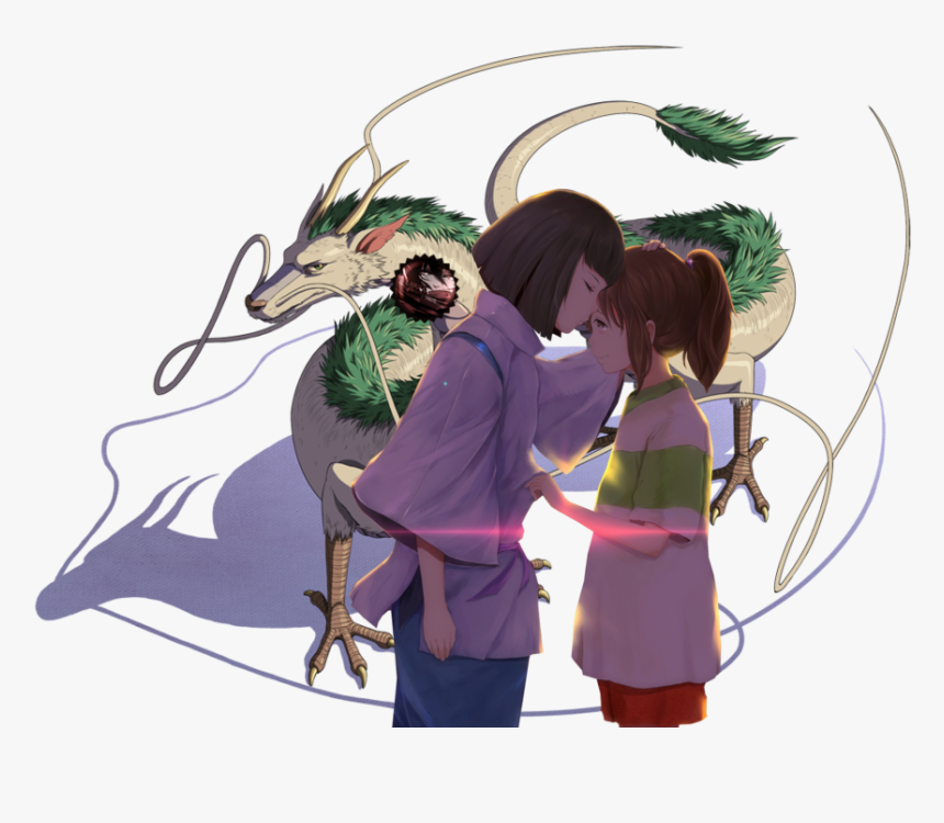 This Is So Beautiful And Makes Me Cry - Spirited Away Png, Transparent Png, Free Download