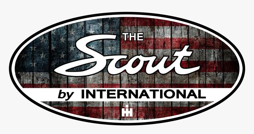International Harvester Scout Logo, HD Png Download, Free Download