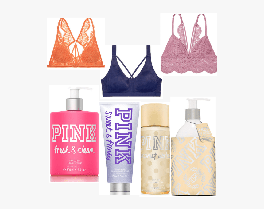 "Victoria""s Secret Over $160 Worth For $43 - Victoria Secret Pink, HD Png Download, Free Download"