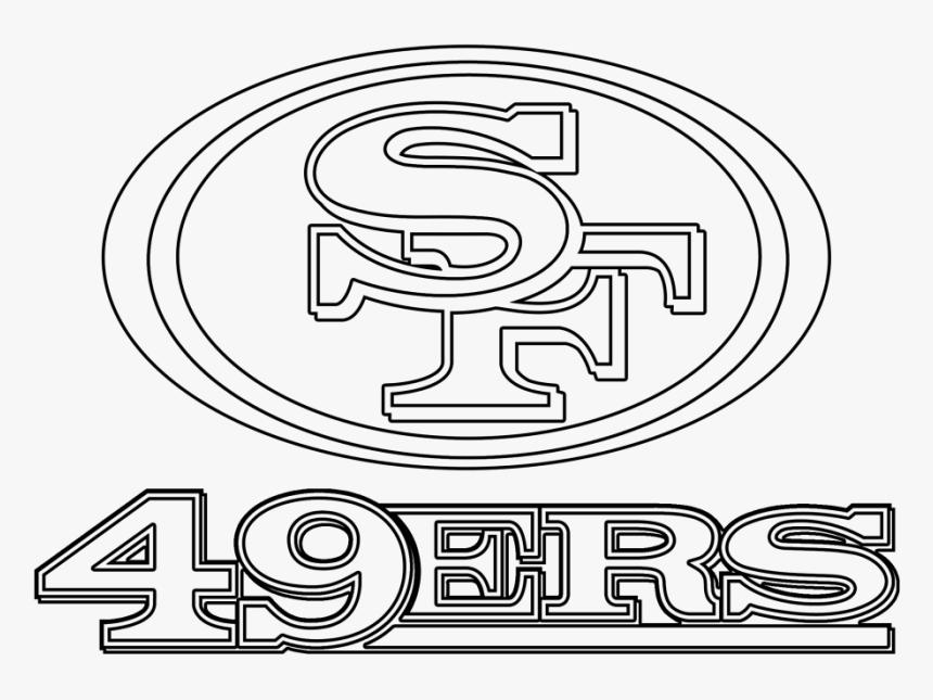San Francisco 49ers Logo Svg Hd Png Download Kindpng