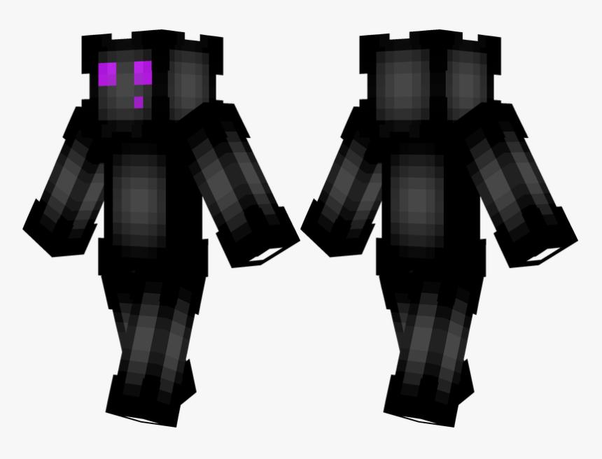 Minecraft Skin Dragons Baby , Png Download - Black Skin Spider Man Minecraft Pe, Transparent Png, Free Download