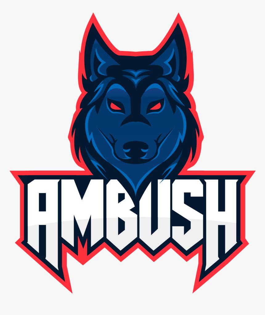 Ambush Gaming , Png Download - Dog, Transparent Png, Free Download