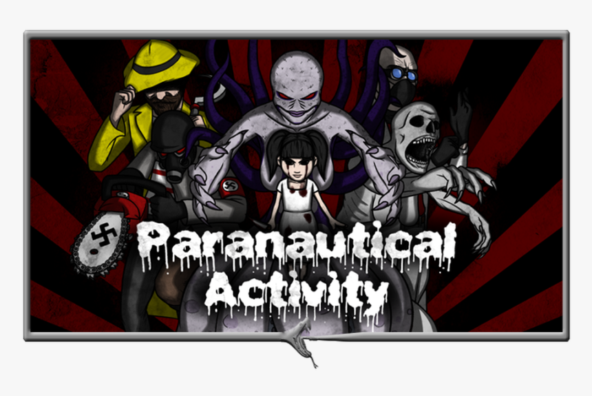 Picture - Paranautical Activity Gabe Newell Death Threat, HD Png Download, Free Download