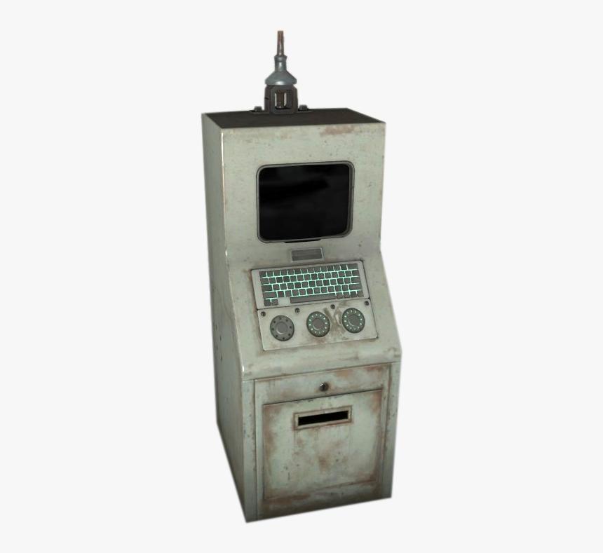 Nukapedia The Vault - Fallout 4 Vault Tec Population Management System, HD Png Download, Free Download