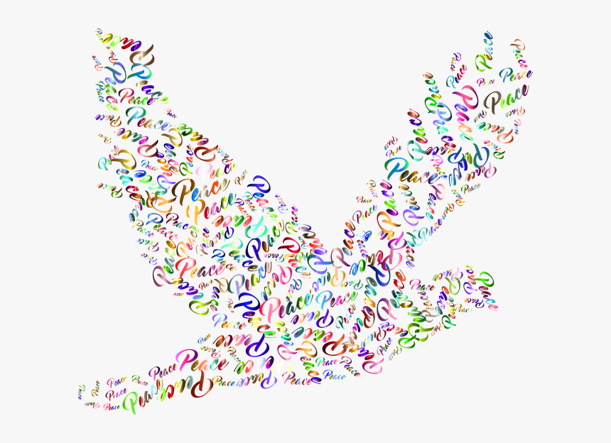 Peace Dove Clipart Air Animal - Dove Clipart Png Transparent Background, Png Download, Free Download