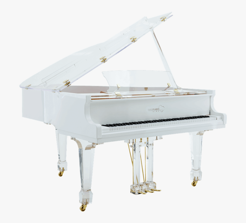 The Aire Acrylic Baby Grand Piano Designed And Sold - Fortepiano, HD Png Download, Free Download