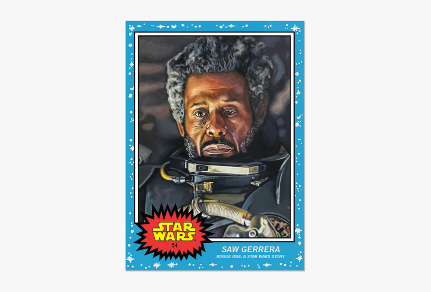 Star Wars Topps Living Set Cards, HD Png Download, Free Download