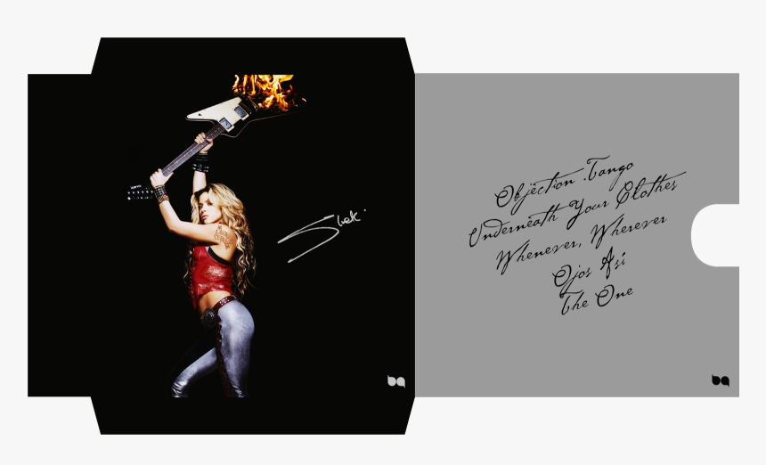 Shakira, HD Png Download, Free Download