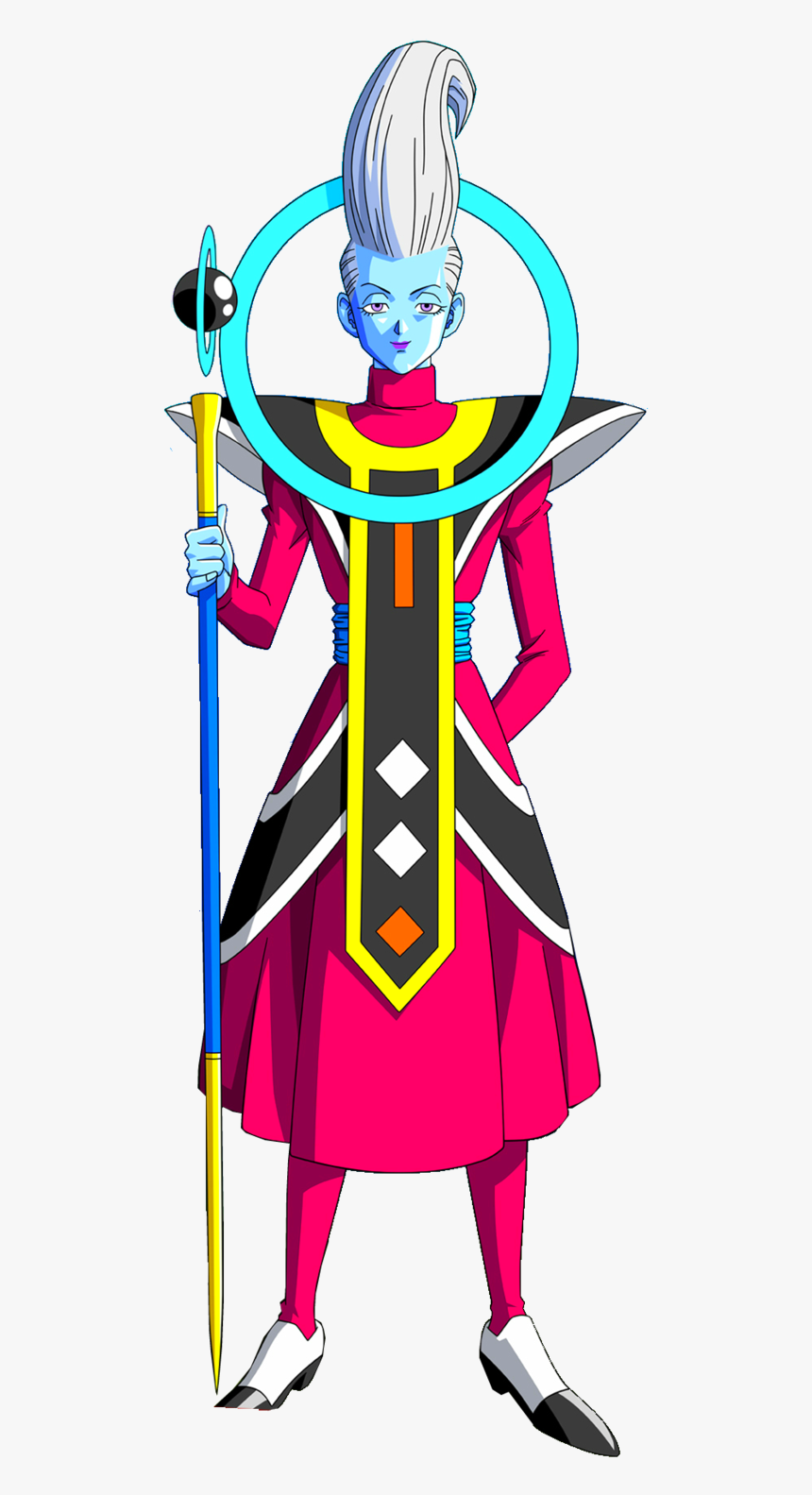 Whis Png , Png Download - Whis From Dragon Ball Super, Transparent Png, Free Download