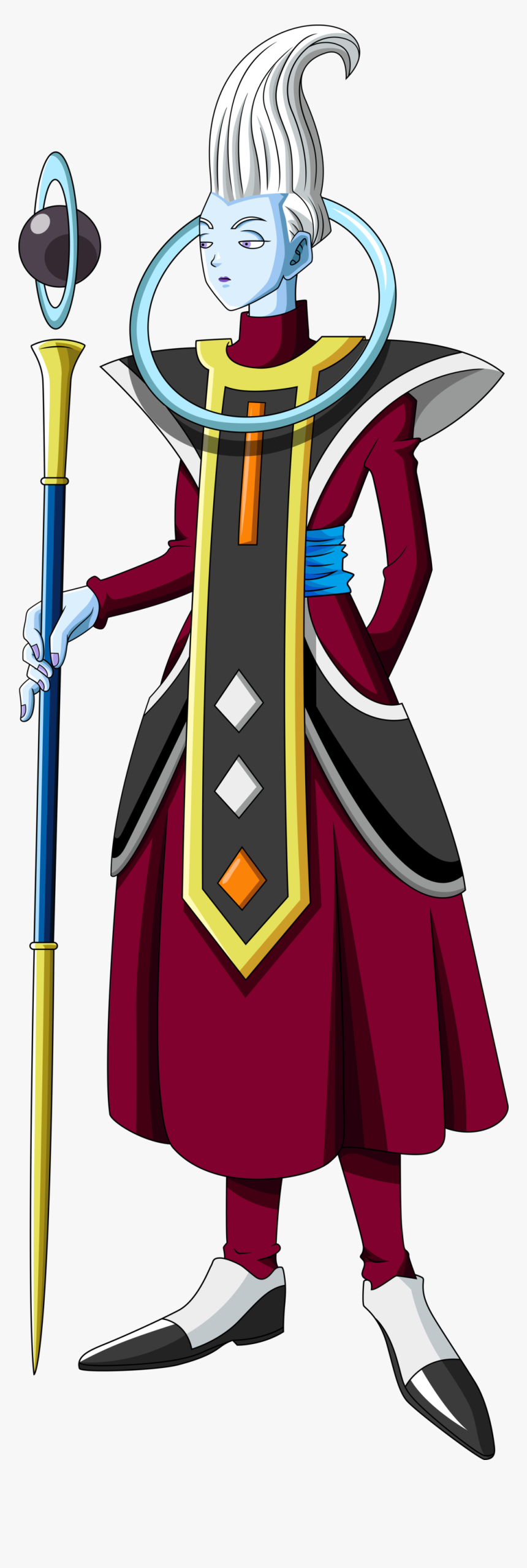 Thumb Image - Whis Do Dragon Ball Super, HD Png Download, Free Download